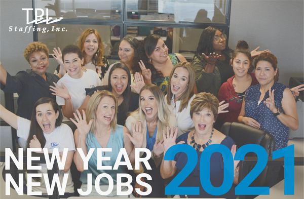 TPI Staffing - Happy New Year 2021