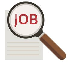 TPI Staffing Job Search Magnifying Glass