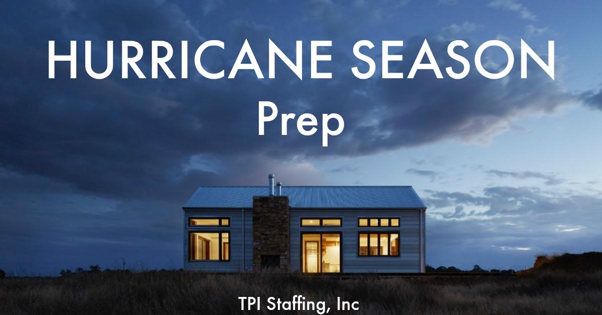 Hurricane Season Prep2