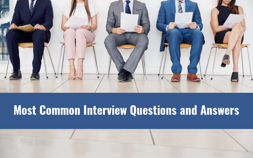 Most Common Interview Questions and Answers TPI Staffing Blog
