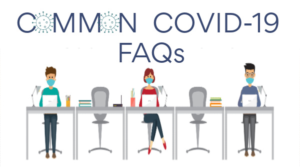 TPI Staffing Common COVID-19 Frequently Asked Questions (FAQs)